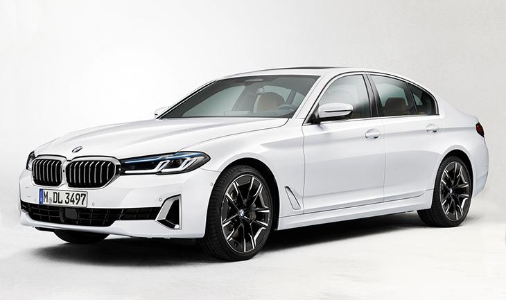 BMW 5シリーズ セダン レンタカー