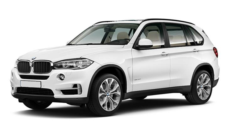 BMW X5 レンタカー